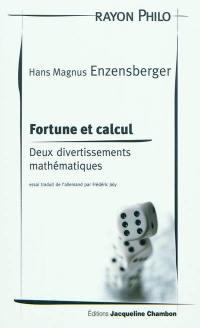 Fortune et calcul