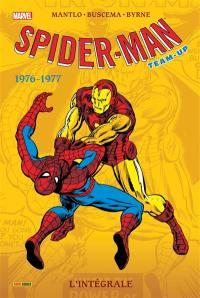 Spider-Man team-up, 1976-1977