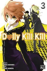 Dolly kill kill. Vol. 3