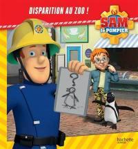 Sam le pompier, Disparition au zoo !