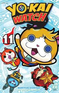 Yo-kai watch. Volume 11,