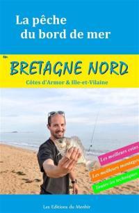 La pêche du bord de mer en Bretagne Nord