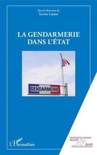 La gendarmerie dans l'Etat