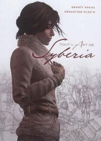 Tout l'art de Syberia
