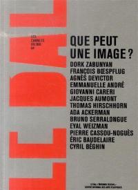 Que peut une image ?
