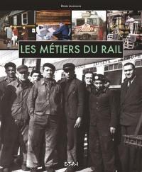 Trains, Les métiers du rail