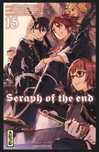 Seraph of the end. Volume 15,