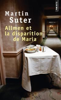 Allmen et la disparition de Maria