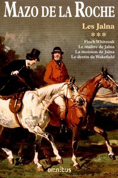 Les Jalna, Finch Whiteoak, Vol. 3