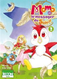 Momo et le messager du Soleil. Volume 2,