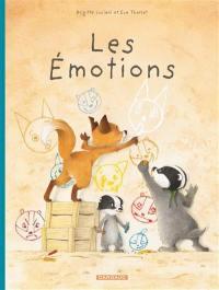 La famille Blaireau Renard présente. Volume 1, Les émotions