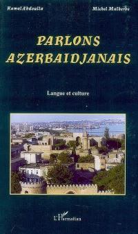 Parlons azerbaïdjanais