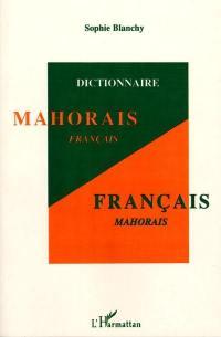Dictionnaire mahorais-français, français-mahorais