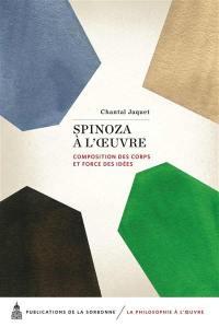 Spinoza à l'oeuvre