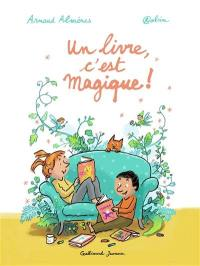 Un livre, c'est magique !