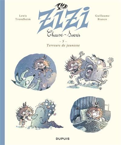 Zizi chauve-souris. Volume 3, Terreurs de jeunesse