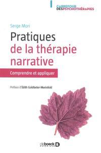 Pratiques de la thérapie narrative