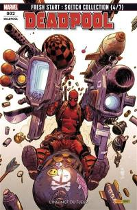 Deadpool. n° 2, L'instinct du tueur