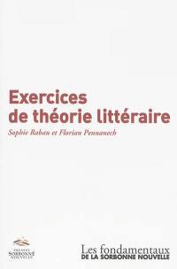 Exercices de théorie littéraire