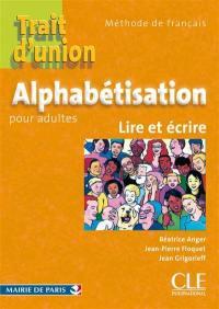 Alphabétisation pour adultes