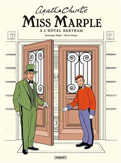 Miss Marple, A l'hôtel Bertram
