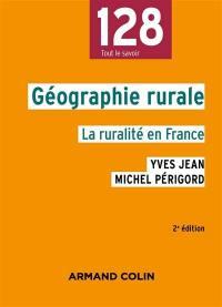 Géographie rurale