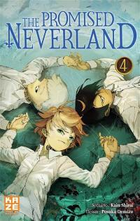The promised neverland. Volume 4,