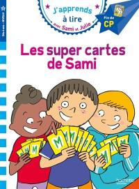 Les super cartes de Sami