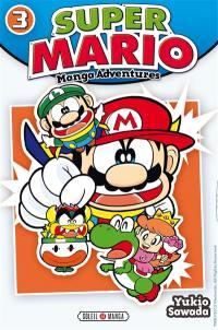 Super Mario. Volume 3,