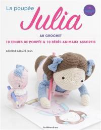 La poupée Julia au crochet