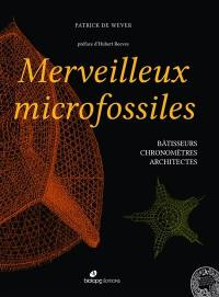 Merveilleux microfossiles