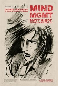 Mind MGMT. Volume 1, Guerres psychiques et leurs influences invisibles