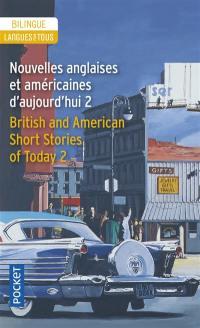 Nouvelles anglaises et américaines. Volume 2,