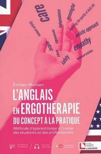 L'anglais en ergothérapie