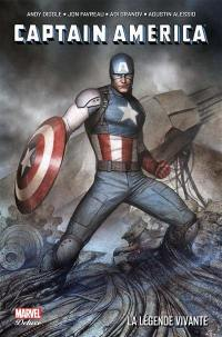 Captain America, La légende vivante
