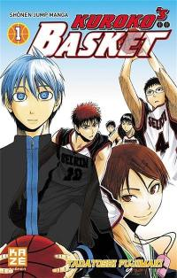 Kuroko's basket. Volume 1,