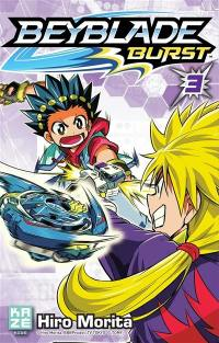 Beyblade burst. Volume 3,