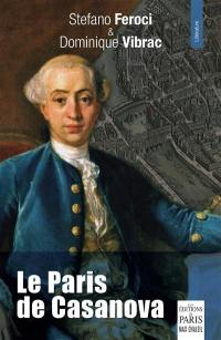 Le Paris de Casanova