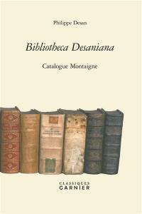 Bibliotheca Desaniana