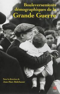 Bouleversements démographiques de la Grande Guerre