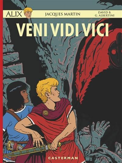 Alix. Volume 37, Veni vidi vici