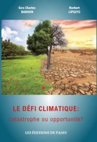 Le défi climatique