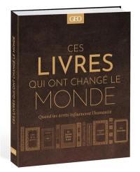Ces livres qui ont changé le monde