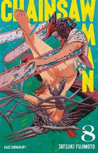 Chainsaw Man. Volume 8,