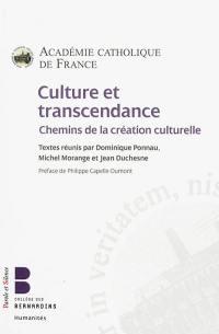 Culture et transcendance