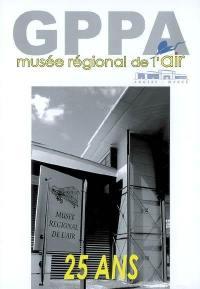GPPA, musée régional de l'air, Angers-Marcé