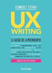 UX writing