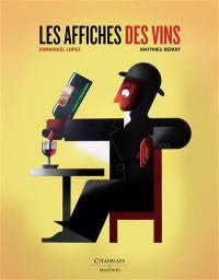 Les affiches des vins