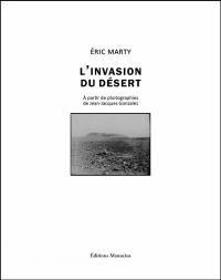 L'invasion du désert