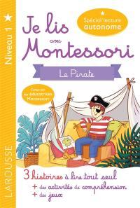 Je lis avec Montessori, niveau 1